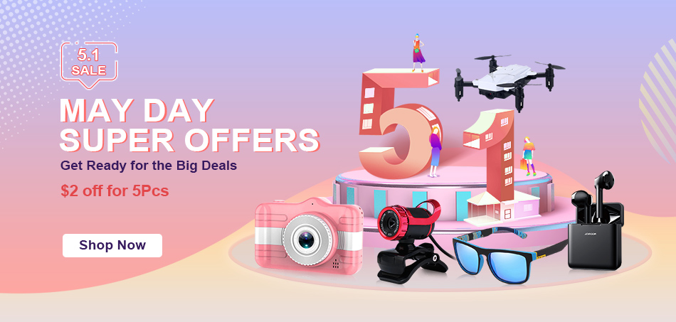 May Day Super Offers