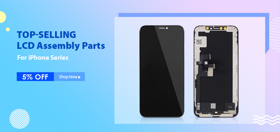 Ipartsexpert Provides Authentic and Quality Cell Phone Accessories of Various Brands Phones at Affordable Prices