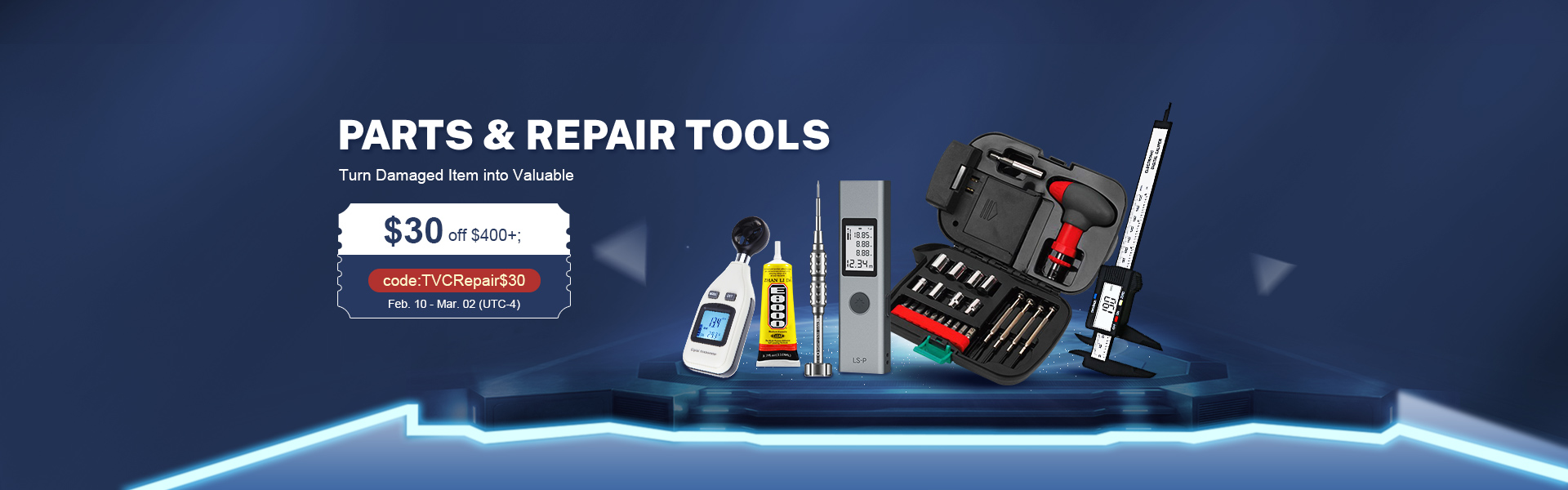 Parts & Repair Tools $30 off $400+-TVC-Mall.com